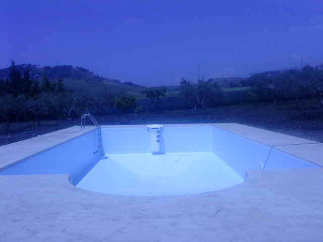 bed and breakfast trapani Case Colomba - Foto Piscina